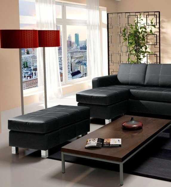 Pouf coffre design grand modèle INES II