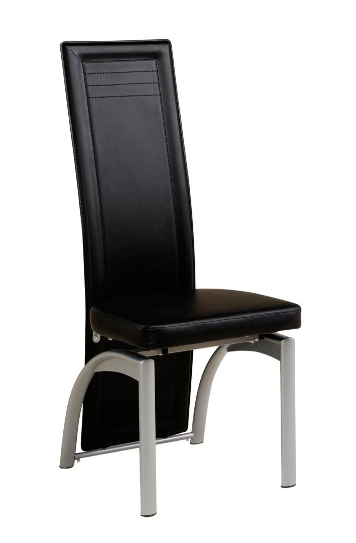 Chaises de salle à manger GLOSSY 2 (lot de 2)