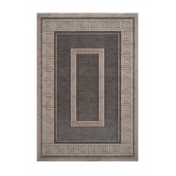 Tapis brillant baroque rectangle Antika