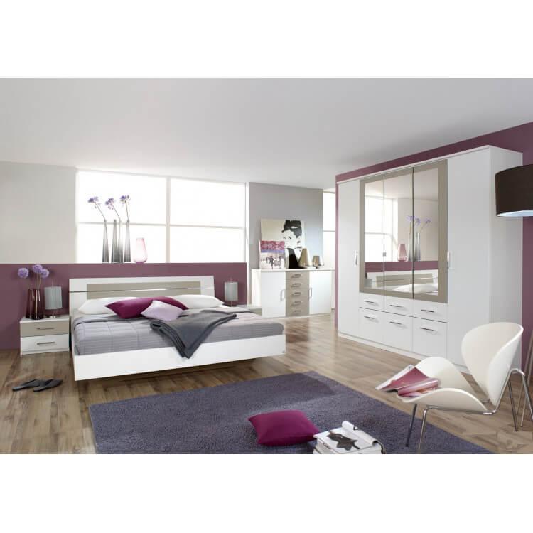 Chambre adulte design CARLA