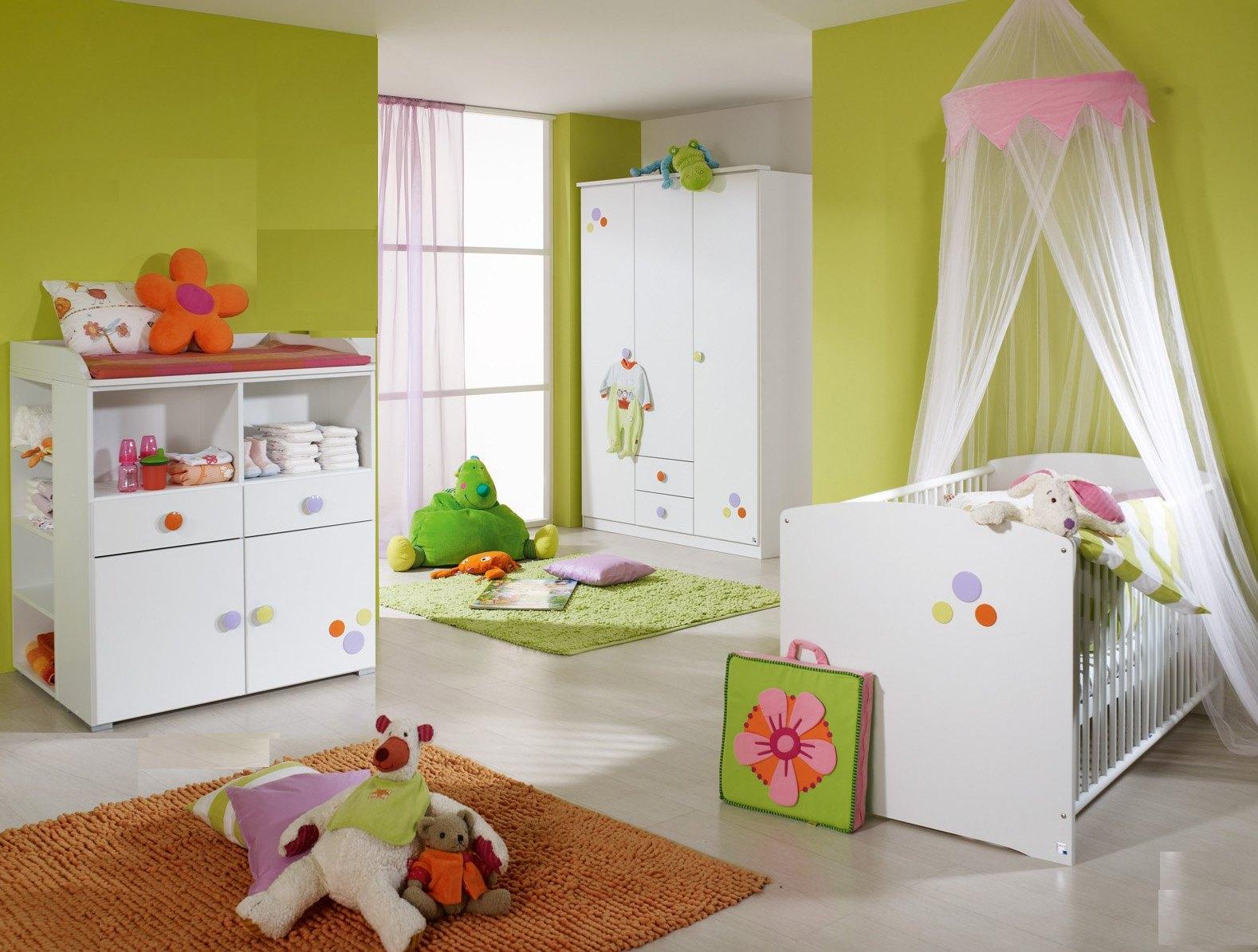 Chambre bébé complète ANNE