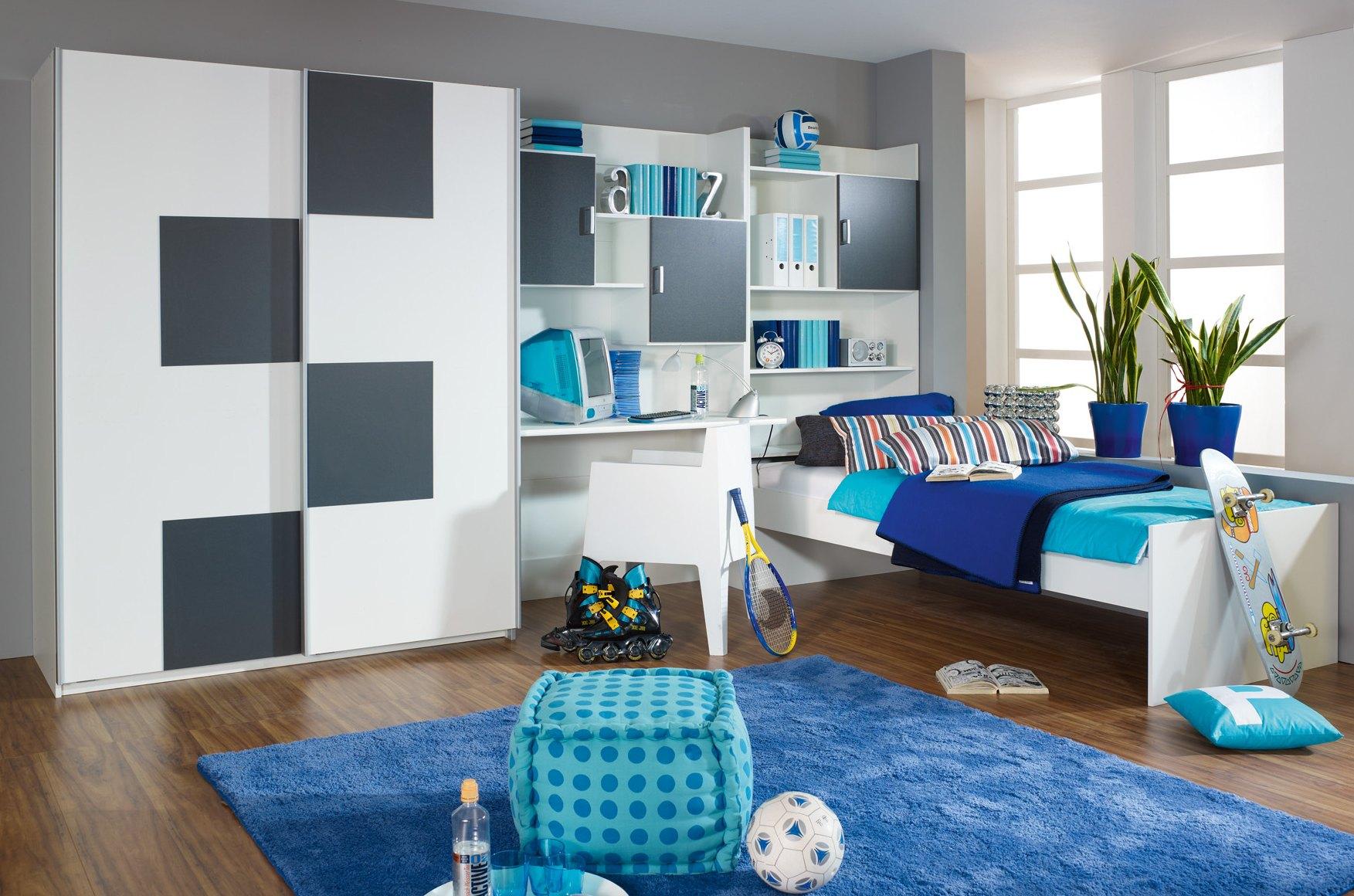 Chambre enfant complète ANDY | Matelpro