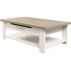 Table basse contemporaine Palerme