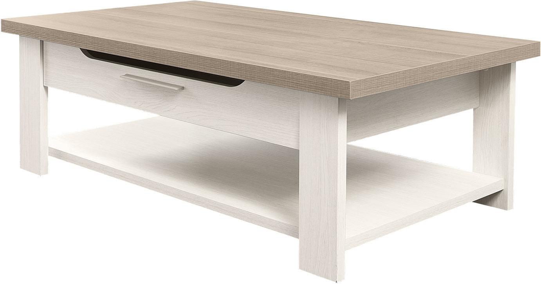 Table basse contemporaine Palerme