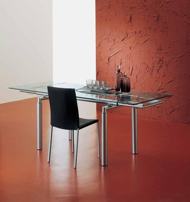 Table salle à manger avec allonges YORK