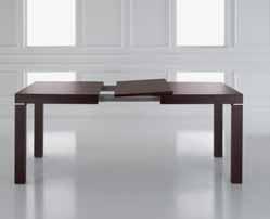 Table salle à manger avec allonges LONGWAY