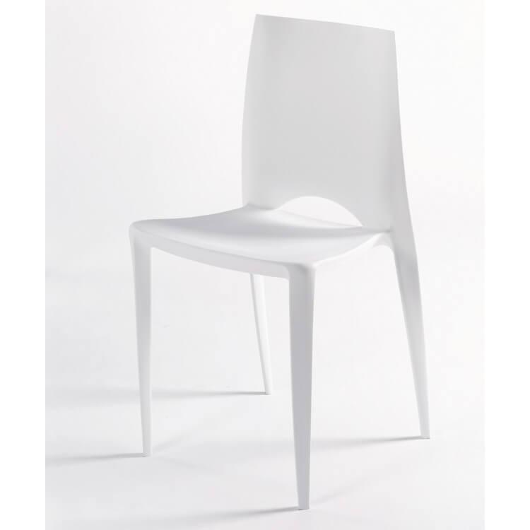 Lot de 4 chaises de salle à manger SMOOTHY
