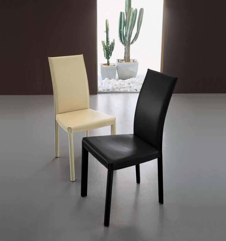 Lot de 2 chaises de salle à manger FLINA