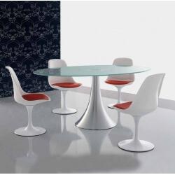 Chaise de salle à manger design MEMORY