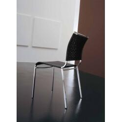 Lot de 2 chaises de salle à manger ZEN