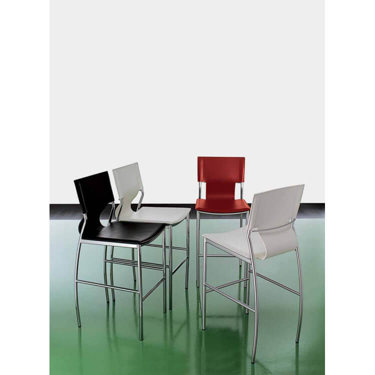 Tabouret de bar (lot de 2) BIG SPACE