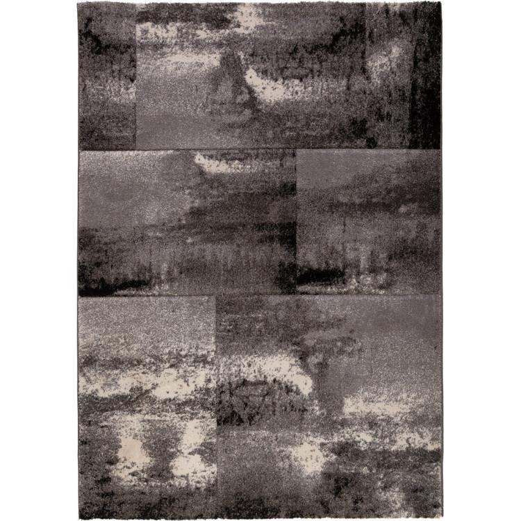 Tapis vintage rectangle en polypropylène Sanam
