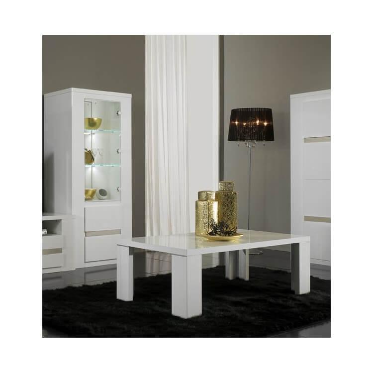 Table basse laquée DIVA