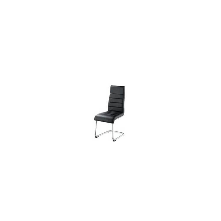 Lot de 4 chaises design ANNICK