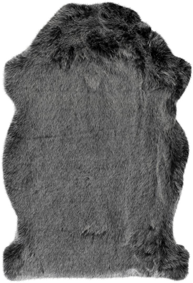 Peau de mouton synthétique shaggy Berenike