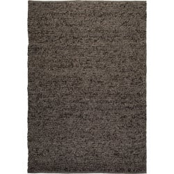 Tapis en laine naturel tissé main Wolly