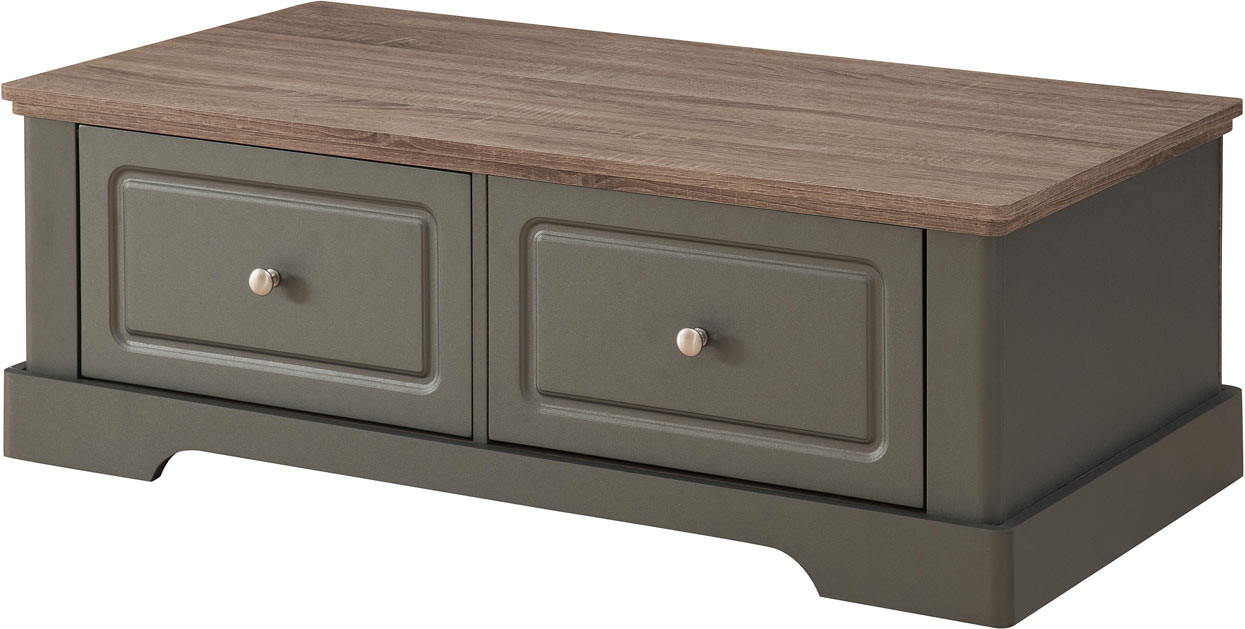 Table basse style campagne Aksel