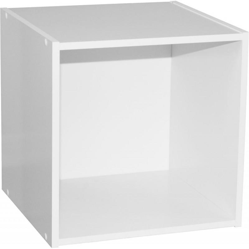Meuble de rangement modulable contemporain 4 casiers mona matelpro - Meuble de rangement a casier ...