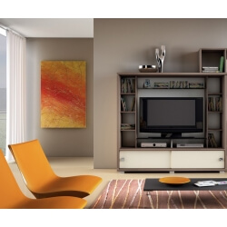Meuble TV design GLAMOUR