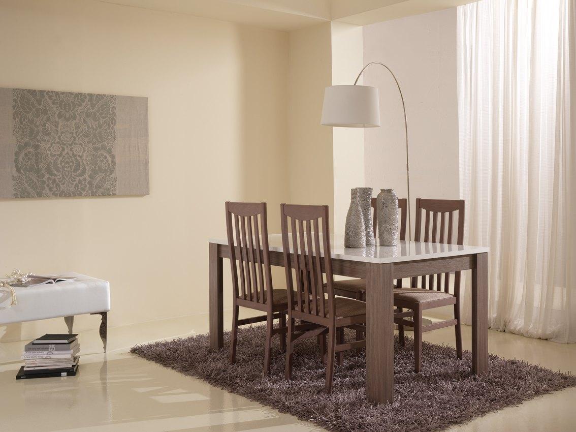 Lot de 2 chaises de salle à manger MEGA