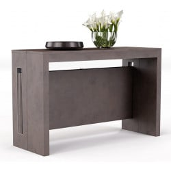 Table console extensible contemporaine Helsinki