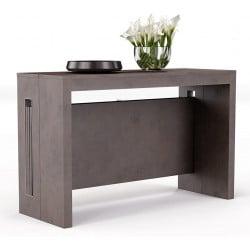 Table console extensible contemporaine Helsinki
