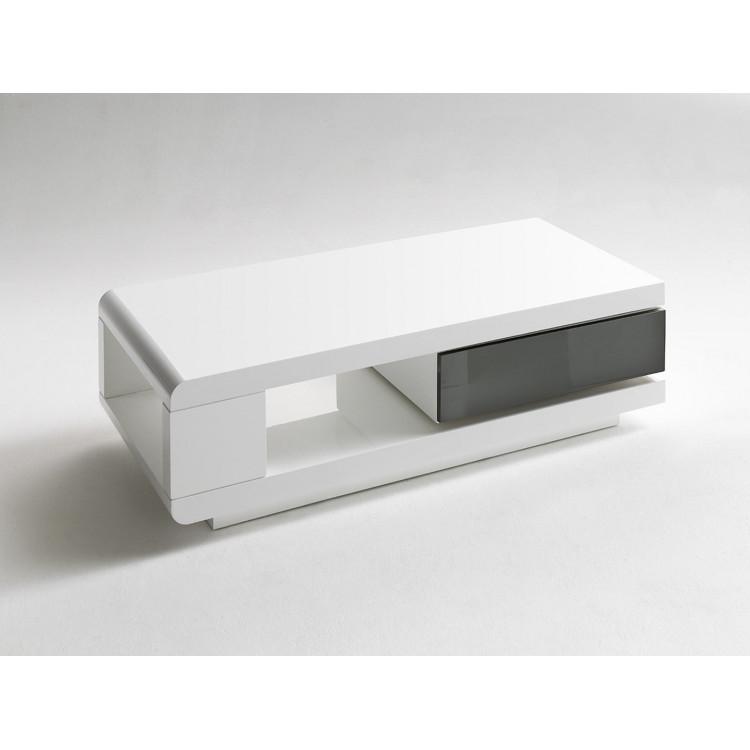 Table basse moderne laquée Gunther