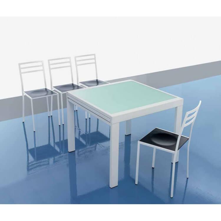 Table et chaises ZENITUDE