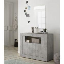Buffet/bahut moderne 110 cm Luciana