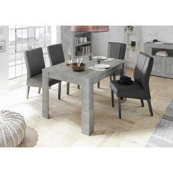 Table de salle à manger moderne extensible Luciana
