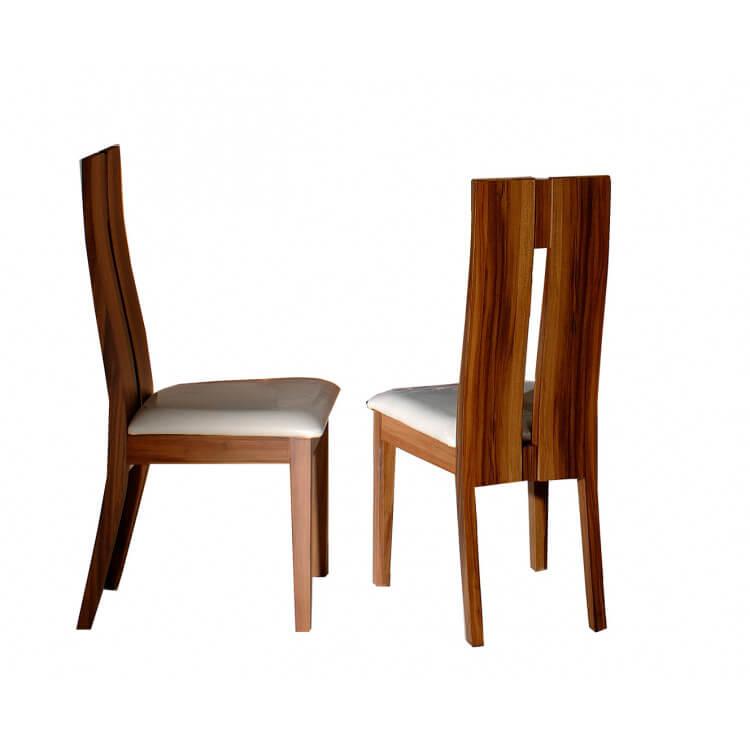 Chaise de salle à manger (lot de 2) TELMA