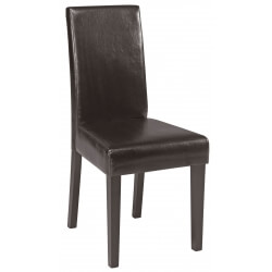 Lot de 2 chaises de salle à manger CUBA