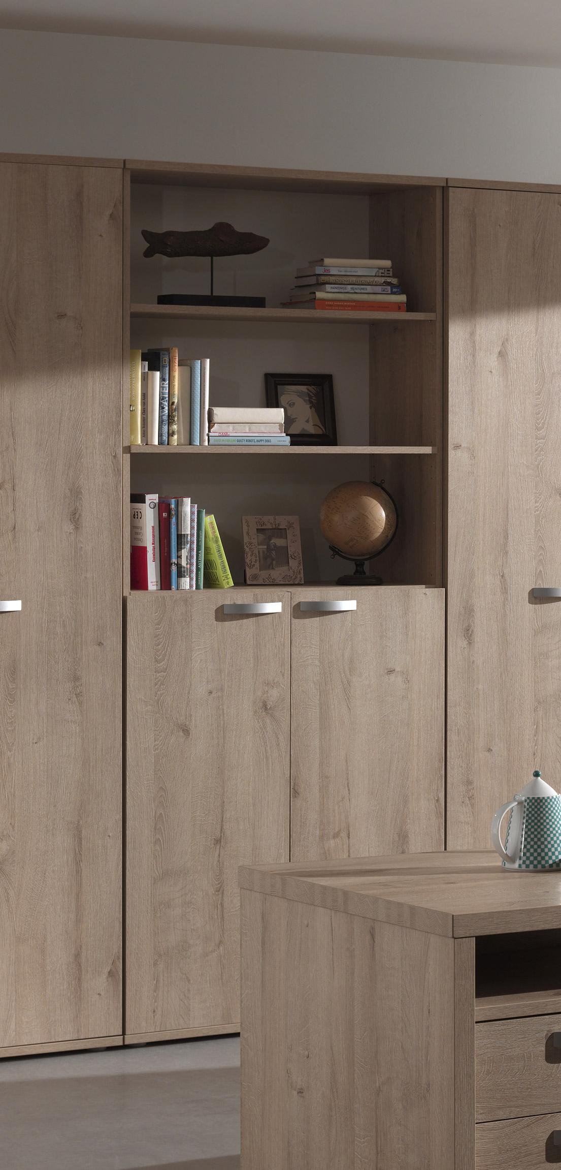 Armoire de bureau contemporaine Octavia