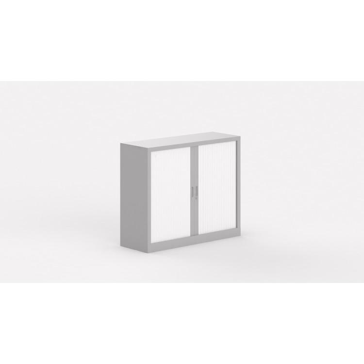 Armoire de bureau à rideaux Classico