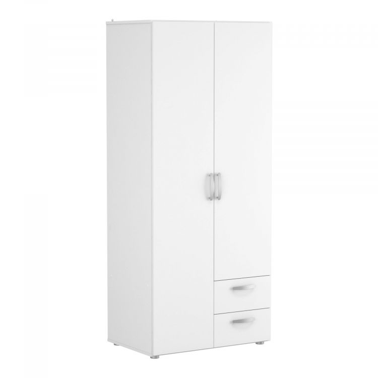 Armoire contemporaine 81 cm Soraya