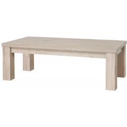 Table basse contemporaine chêne clair Perrine I