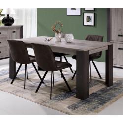 Table de salle à manger contemporaine Deborah