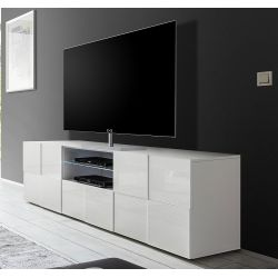 Meuble TV design 181 cm Milenor