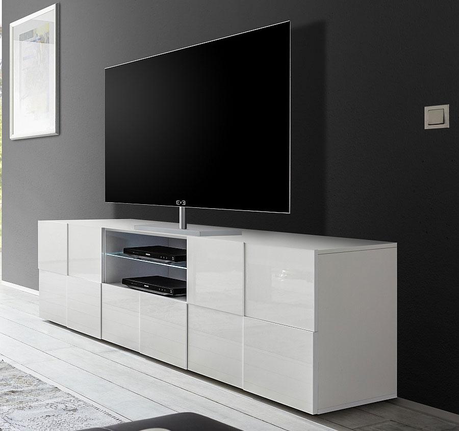 Meuble TV design 181 cm Milenor