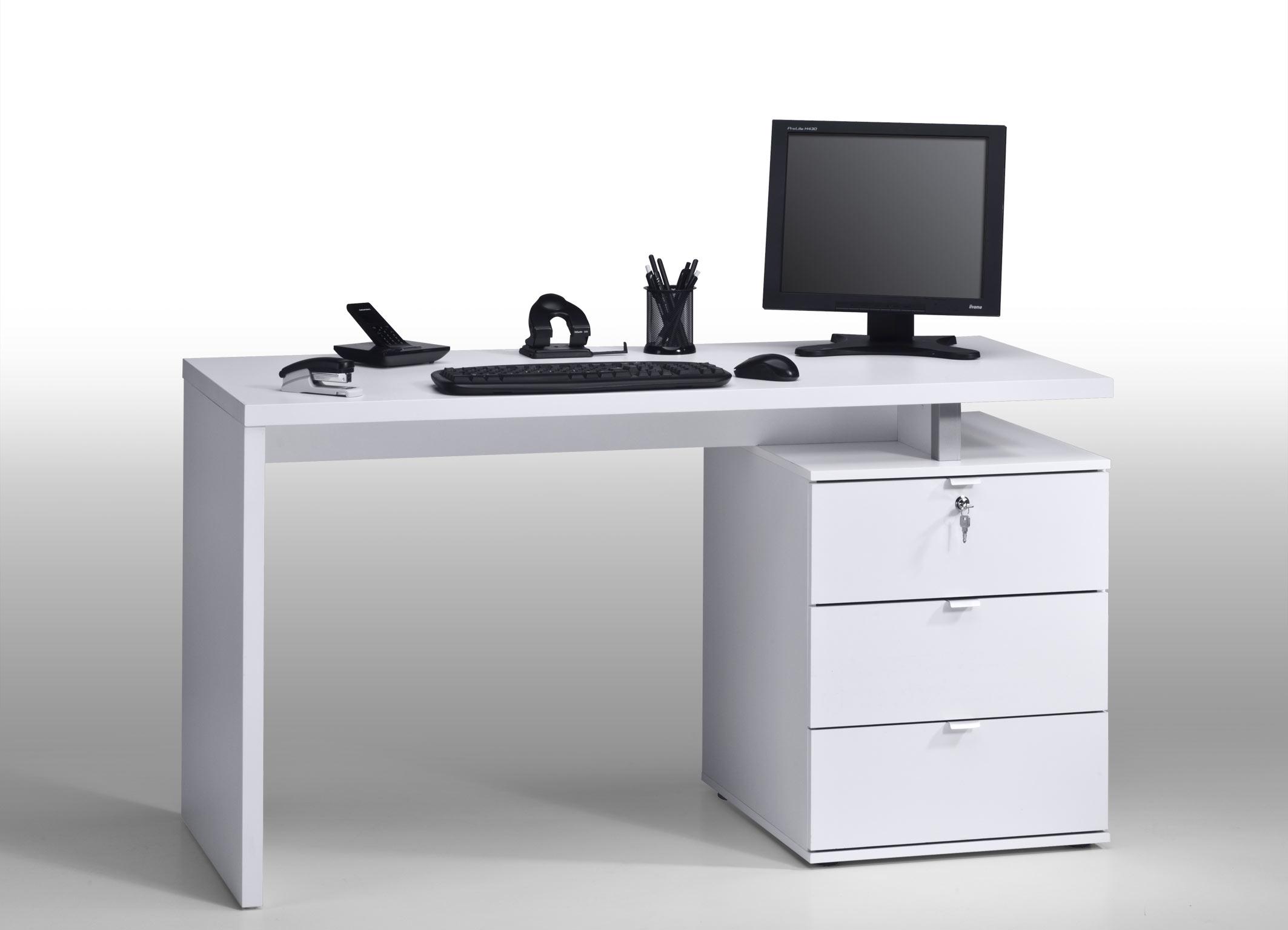 Bureau informatique moderne Rosebeud