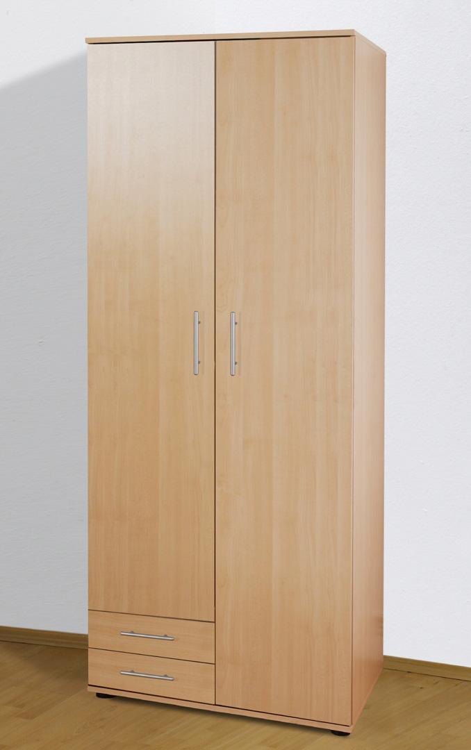 Armoire 2 portes et 2 tiroirs PARISSE III