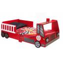 Lit camion de pompier enfant moderne Heroes