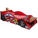 Lit voiture enfant moderne rouge Bolid