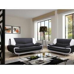 Canapé design 3 places COMO