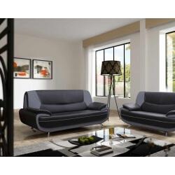 Canapé design 3 places KENT