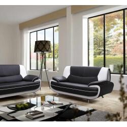 Canapé design 2 places COMO