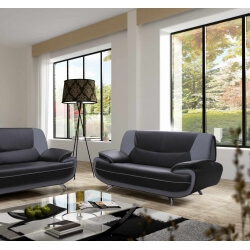 Canapé design 2 places KENT