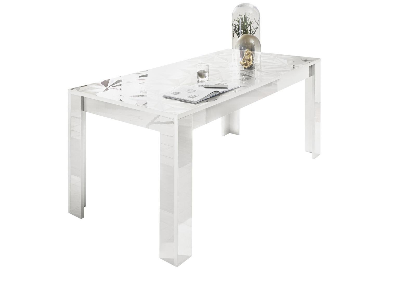 Table de salle à manger design laqué Andreasse