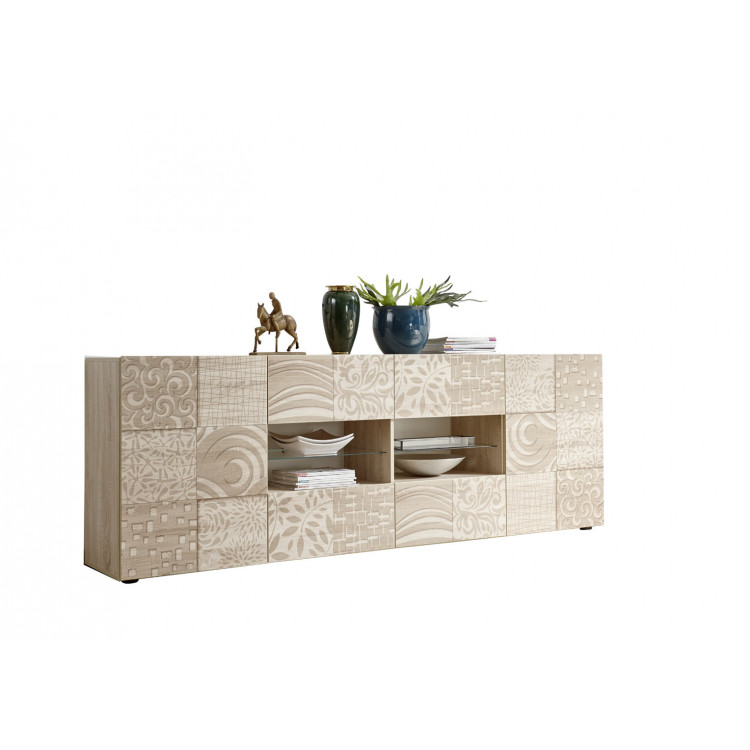 Buffet/bahut design 241 cm Stephane