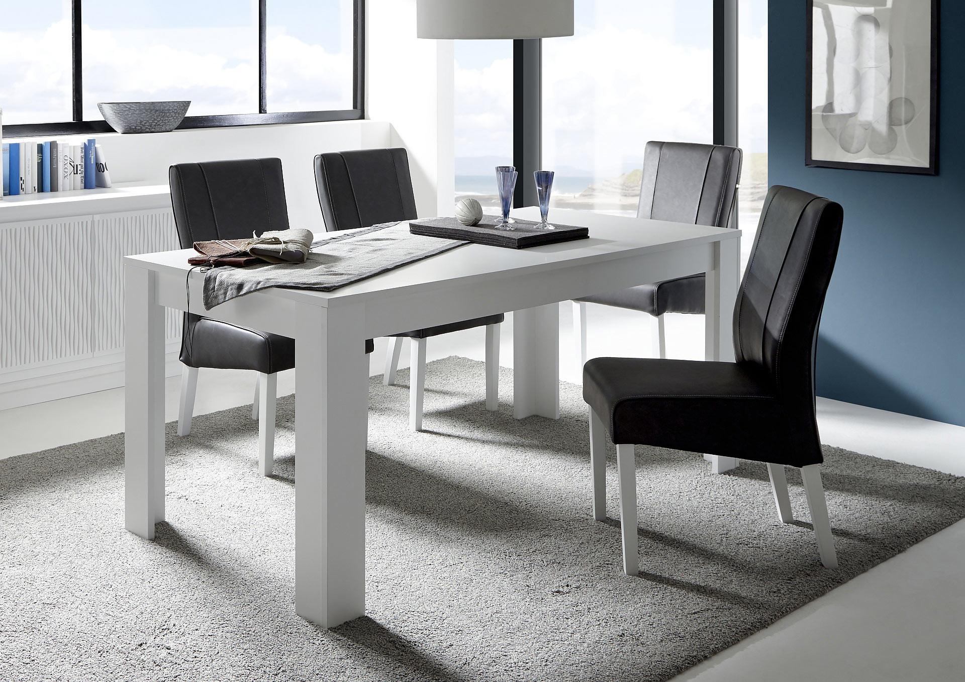 Table de salle à manger moderne Rosine